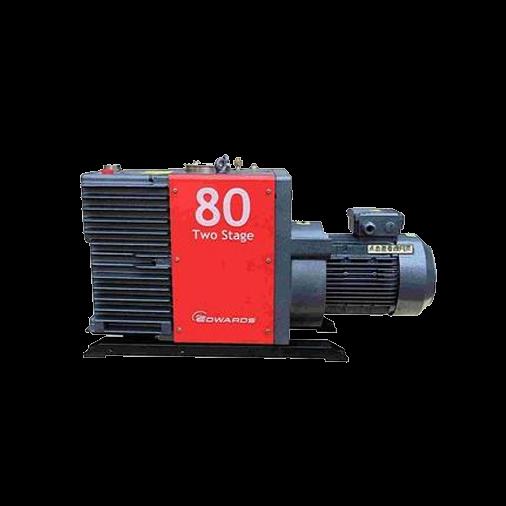 双级油封旋片式真空泵